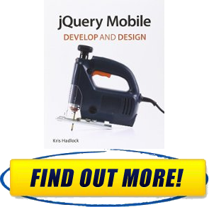 jQuery Mobile Develop and Design Speedy