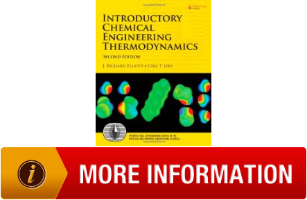 Introductory Chemical Engineering Thermodynamics 2nd Edition Prentice Hall International Series in the Physical and Chemical Engineering Sciences